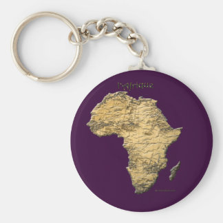 Map on High Quality Gift Item for your Loved Ones Keychain