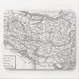 MAP: PANNONIA MOUSE PAD