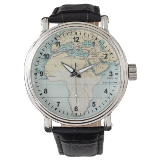 MAP: PHOENICIAN EMPIRE WATCHES
