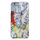 Map pin placed in Caracas, Venezuela on map, Barely There iPhone 6 Case