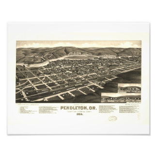 Map Print Photographic Print