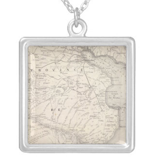Map Province of Buenos Aires neighboring regions Jewelry