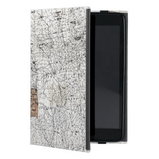 MAP: RESERVATIONS, 1888 iPad MINI COVER