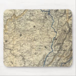 Map Richmond and Louisville RR Mouse Pad