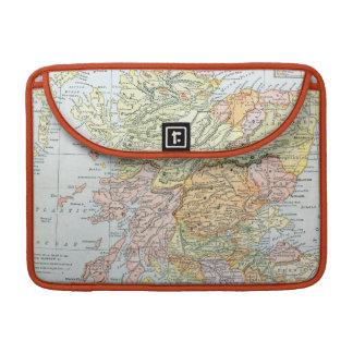 MAP: SCOTLAND MacBook PRO SLEEVE