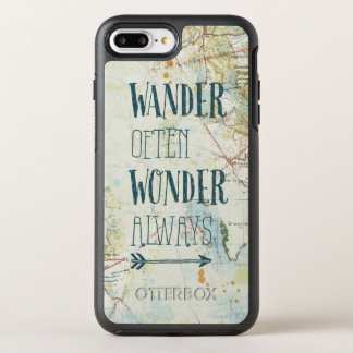 Map Sentiments OtterBox Symmetry iPhone 8 Plus/7 Plus Case