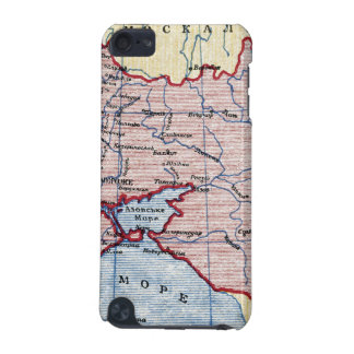 MAP: UKRAINE, c1906 iPod Touch 5G Case
