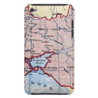 MAP: UKRAINE, c1906 iPod Touch Case-Mate Case