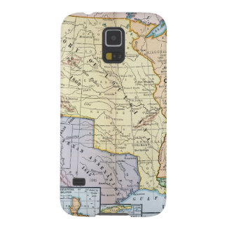 Map: US Expansion, 1905 Galaxy S5 Cover