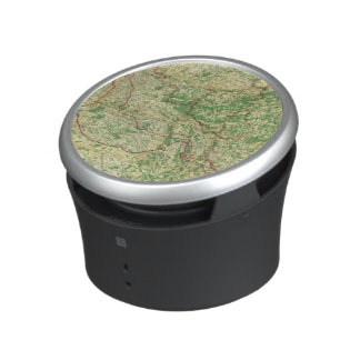 Map Western Front Bluetooth Speaker