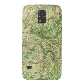 Map Western Front Galaxy S5 Case
