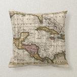 Mapa 1790 de las Antillas del fenómeno y de Robins Almohada