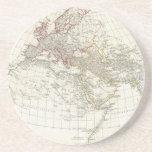 Mapa 1794 de Anville del mundo antiguo Posavasos Manualidades
