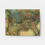 Mapa 1848 de Thunot Duvotenay:  Etats-Unis y Mexiq