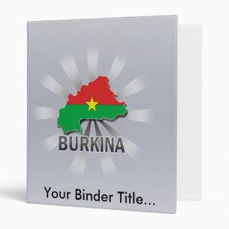 """Mapa 2,0 de la bandera de Burkina Carpeta 1"""""""