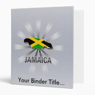 Mapa 2,0 de la bandera de Jamaica