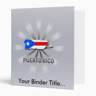 """Mapa 2,0 de la bandera de Puerto Rico Carpeta 1"""""""