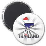 Mapa 2,0 de la bandera de Tailandia Iman