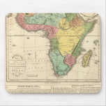 Mapa 2 del atlas de África Tapete De Ratón