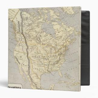 Mapa 2 del atlas de Norteamérica