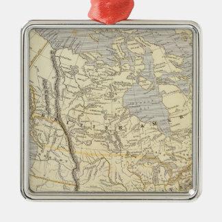 Mapa 2 del atlas de Norteamérica Adorno