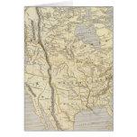 Mapa 2 del atlas de Norteamérica Felicitacion
