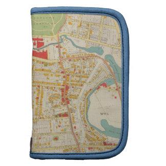 Mapa 2 del atlas de Yonkers Organizador