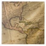Mapa 3 azulejo