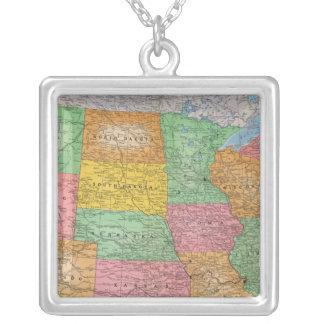 Mapa 3 de Estados Unidos Colgante