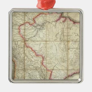 Mapa 3 de Suramérica Ornato