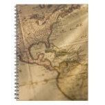 Mapa 3 libros de apuntes