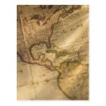 Mapa 3 postales
