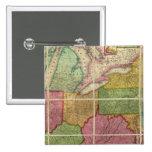 Mapa 4 de Estados Unidos Pin