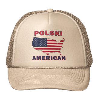 Mapa americano de Polski Gorra