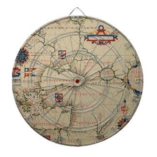 Mapa antiguo de Asia Menor