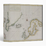 Mapa antiguo de Escandinavia 2