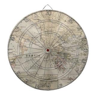 mapa antiguo griego