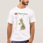 Mapa BRITÁNICO + Bandera + Camiseta del título