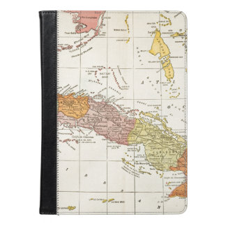 MAPA: CUBA, 1900