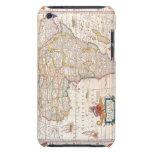 Mapa de África 2 iPod Touch Case-Mate Protector