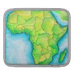 Mapa de África 3 Fundas Para iPads