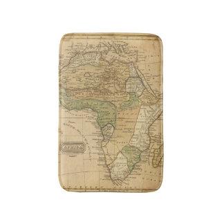 Mapa de África por Worcester