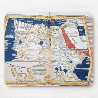 Mapa de África Tapetes De Raton