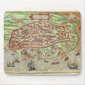 Mapa de Alexandría Mousepads