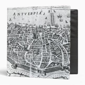 Mapa de Amberes