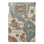 Mapa de América del Viejo Mundo iPad Mini Carcasas