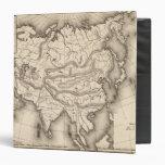 "Mapa de Asia 2 Carpeta 1 1/2"""