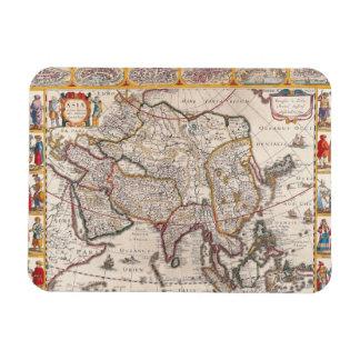 Mapa de Asia 4 Iman