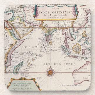 Mapa de Asia sudoriental