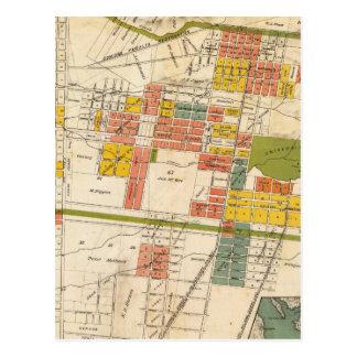 Mapa de Berkeley Postal